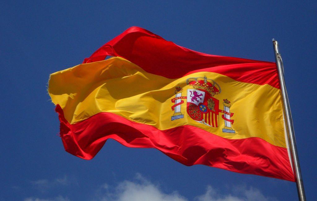 Spanish flag | Living in Spain