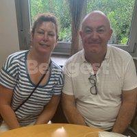 Allan and Janet Pennington